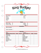 Ring Budget wedding planners